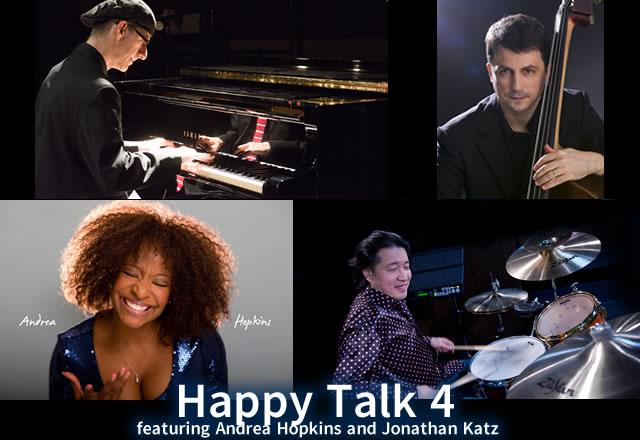 Happy Talk 4 featuring Andrea Hopkins and Jonathan Katz