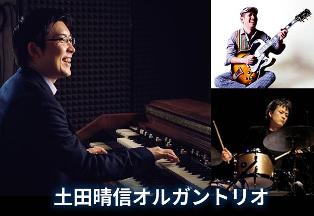 土田晴信オルガントリオ